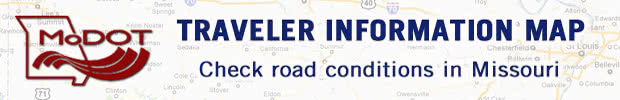 Missouri Traveler Information Map - Check road conditions
