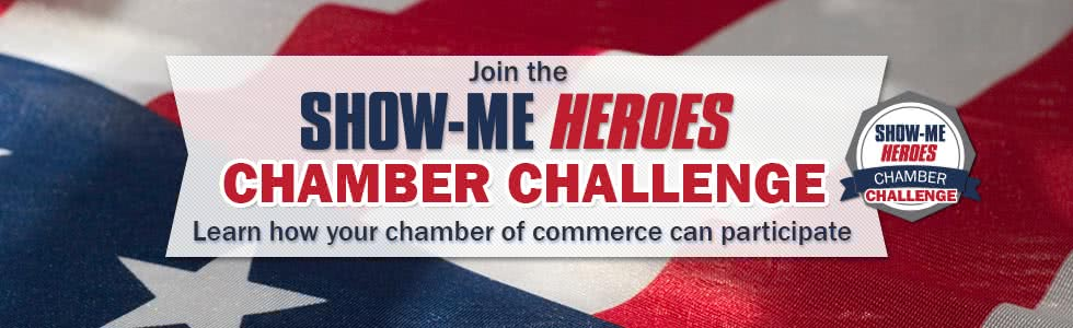 Take the Show-Me Heroes Chamber Challenge