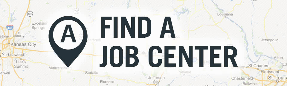 Find a Job Center in Missouri