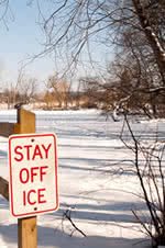 Stay Off Ice